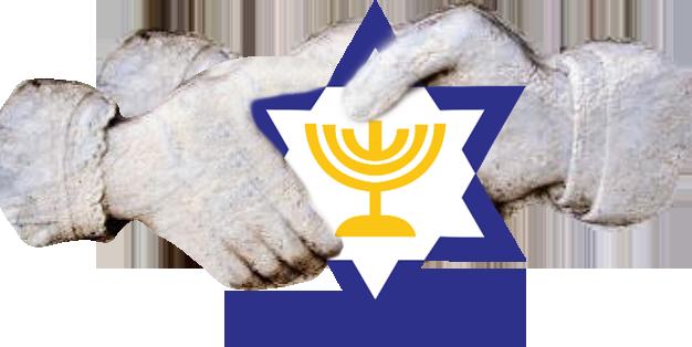 stone hands symbol